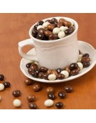 Chocolate Covered Coffee Beans | Golden Goat Coffee